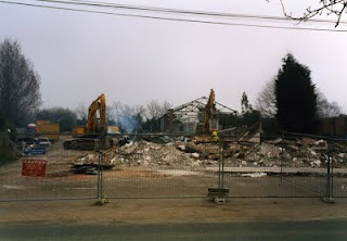 Fisks demolition 1999