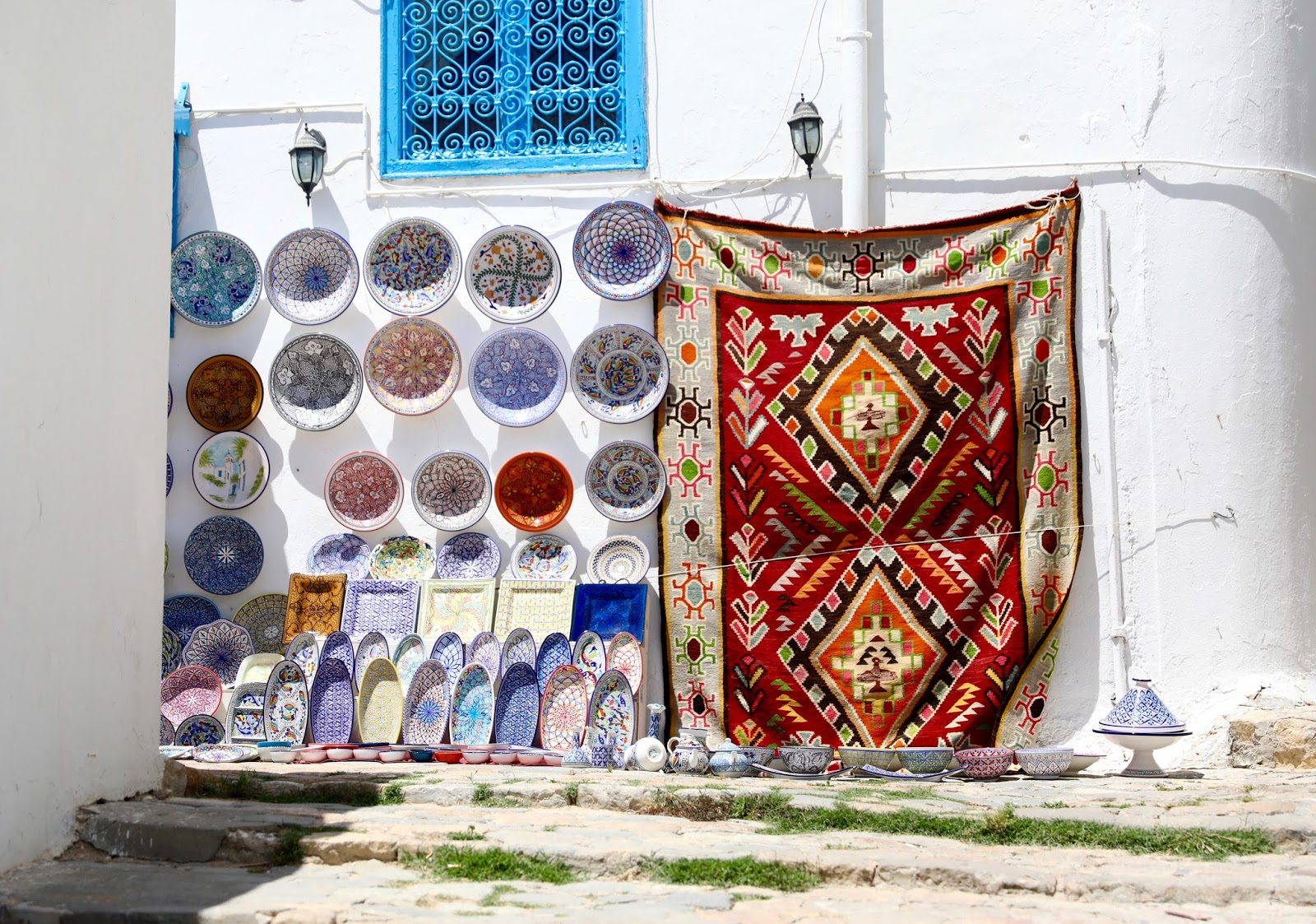 A Pipoca Mais Doce: Pipoca em viagem: Tunísia #2