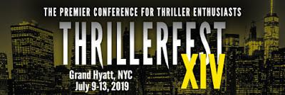 ThrillerFest XIV - 2019