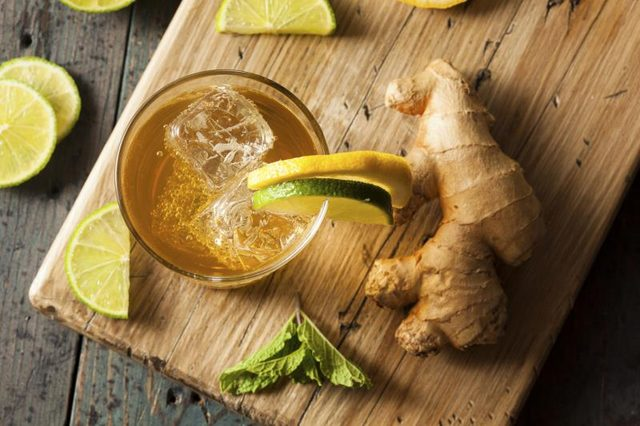 What this does drinking ginger daily blood circulation.