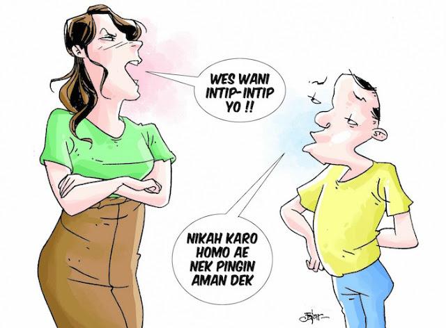 Hot Mom Itu Menikah 7 Kali Karena Larangan Melihat Miss V