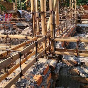 Itulah yang pertama kali terbesit dalam pikiran saya Bambu Sebagai Pengganti Besi Beton