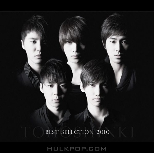 Tohoshinki (TVXQ) – BEST SELECTION 2010 (Japanese) (ITUNES PLUS AAC M4A)