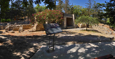 Μια νέα πορεία επισκεπτών στον αρχαιολογικό χώρο της Κνωσού