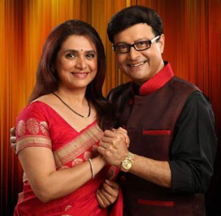 Supriya Pilgaonkar Family Husband Son Daughter Father Mother Marriage Photos Biography Profile.