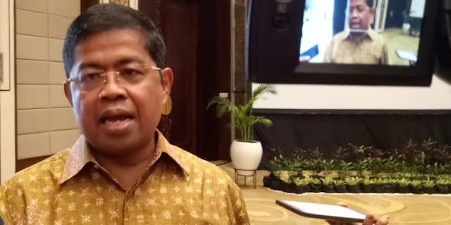 Sambingan DPR, Idrus Sampaikan Terima Kasih atas Pengabdian Ade Komarudin