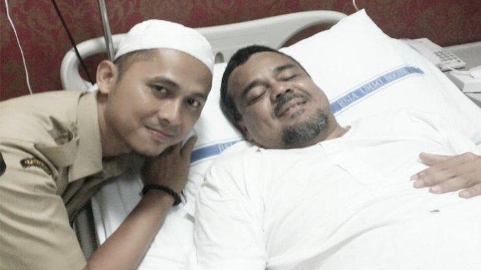 Ini Penyebab Imam Besar FPI Habib Rizieq Syihab Dirawat di Rumah Sakit Ummi Bogor