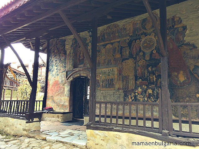 Iglesia monasterio Rozhen