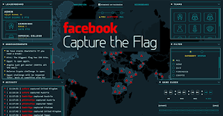 فيسبوك ctf منصة Facebook Capture the Flag