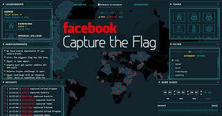 فيسبوك ctf منصة Facebook Capture the Flag