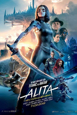 Xem Phim Alita: Thiên Thần Chiến Binh