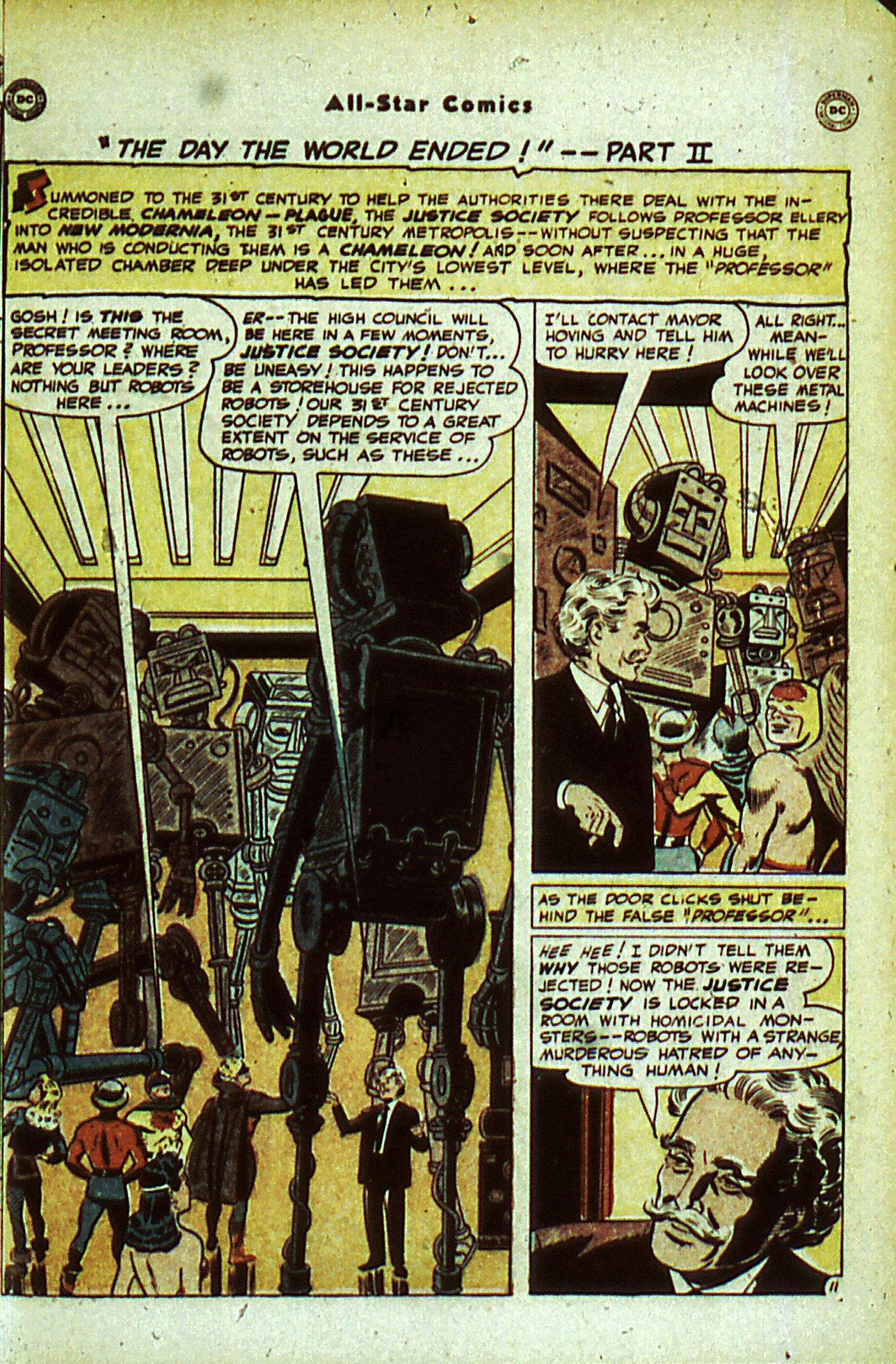 Read online All-Star Comics comic -  Issue #56 - 15
