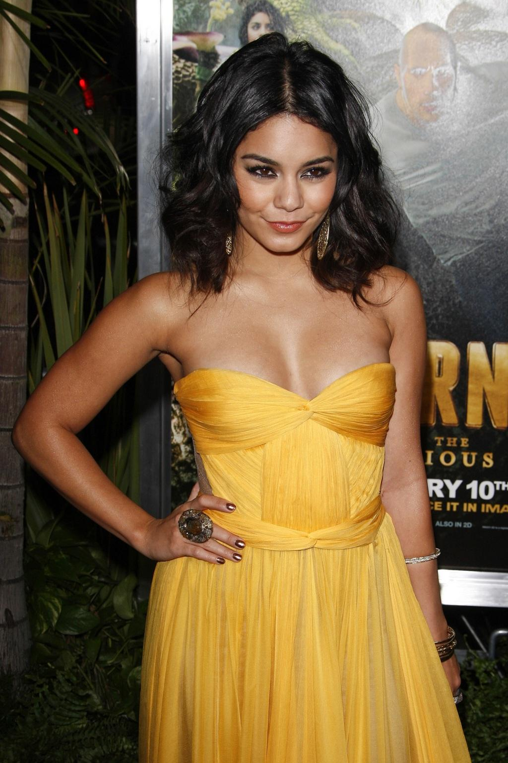 Cleavage Vanessa Hudgens nude photos 2019