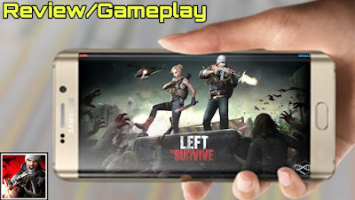 Left To Survive Android Download | Review,Gameplay,Walktrough | #crazy for game