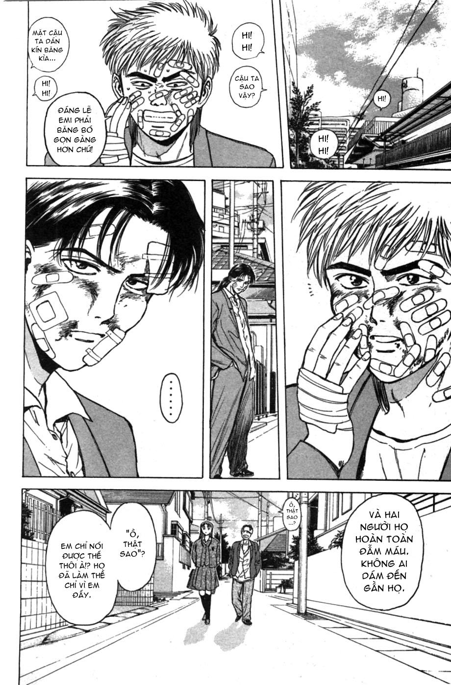 Psychometrer Eiji chapter 45 trang 19