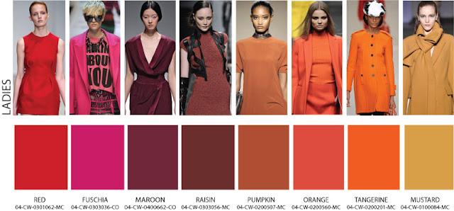 Fashion Vignette Gt Gt Csi Fashion Snoops A W 2012 Color