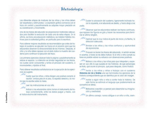 Las Aventuras de Lia y Grafos Cuaderno de Ejercicios de Caligrafía