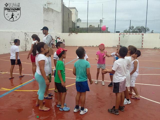 baloncesto niños arucas