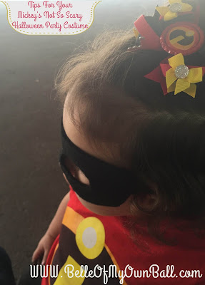 Baby in an Incredibles Costume