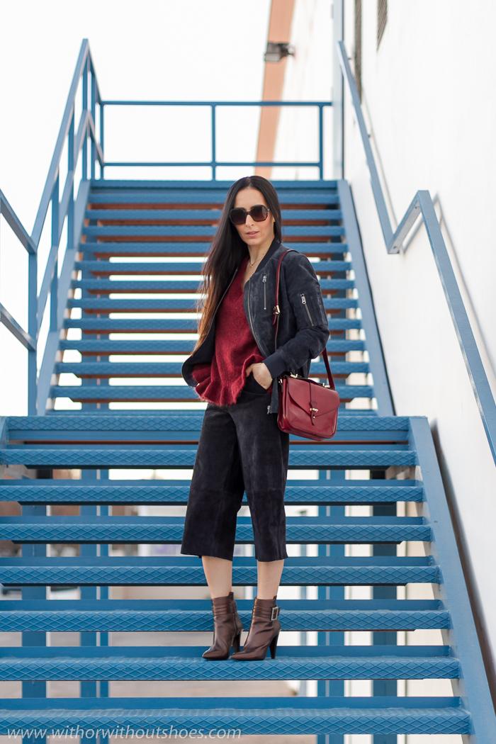 Blogger influencer de moda valenciana con estilo ideas para vestir estas navidades