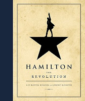 Hamilton : The Revolution by Lin-Manuel Miranda