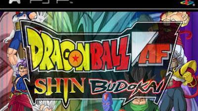 Dragon Ball AF - Shin Budokai 3 [Español]