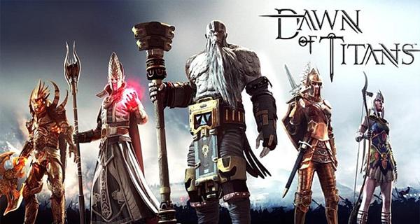 Game Seru Dawn of Titans
