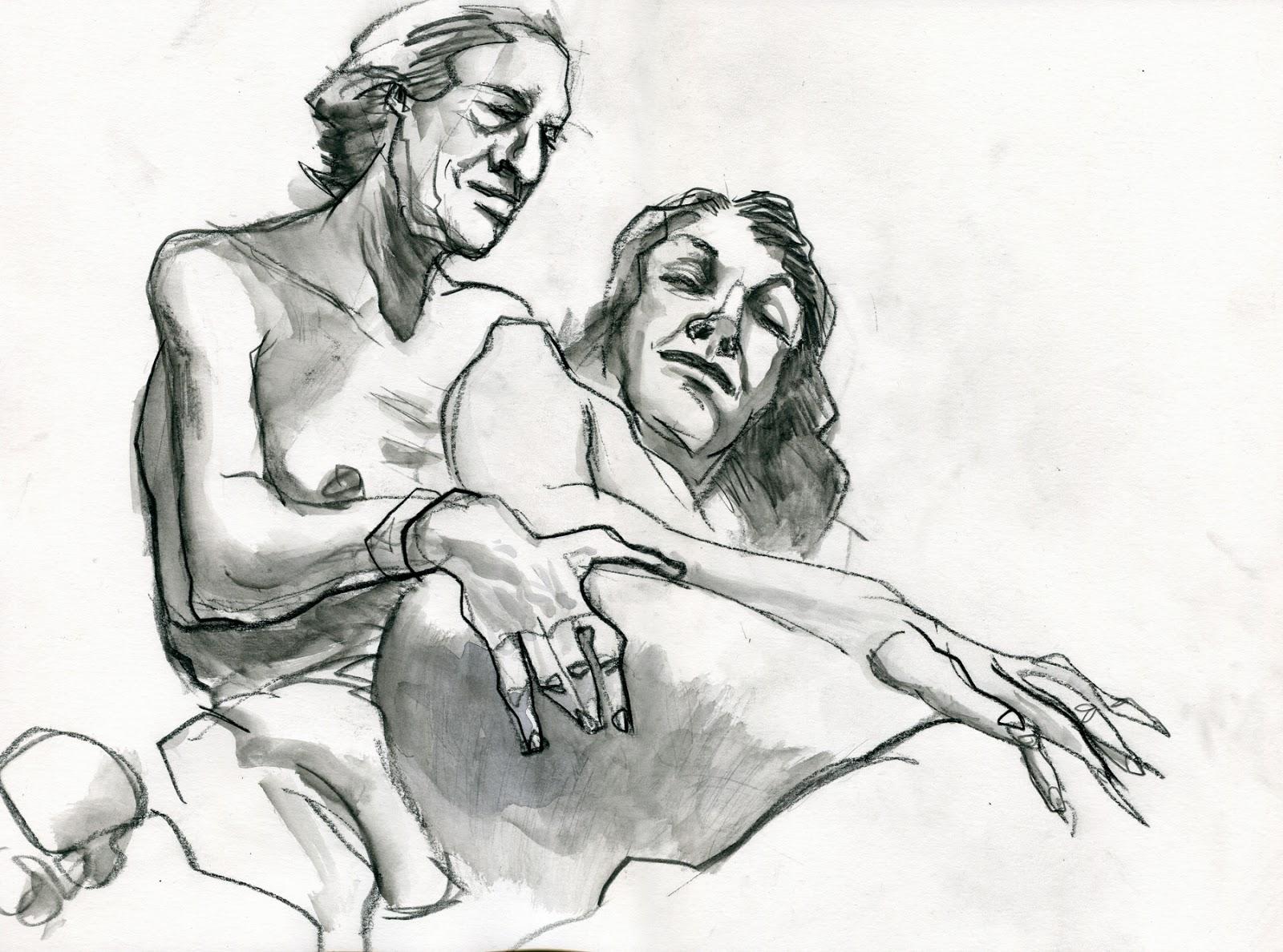 Otras mujeres desnudas besandose en la boca muy rico - 2 part 4