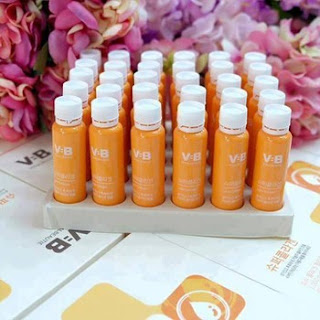 nước uóng vb program super collagen amore pacific