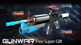 Gun War: Shooting Games