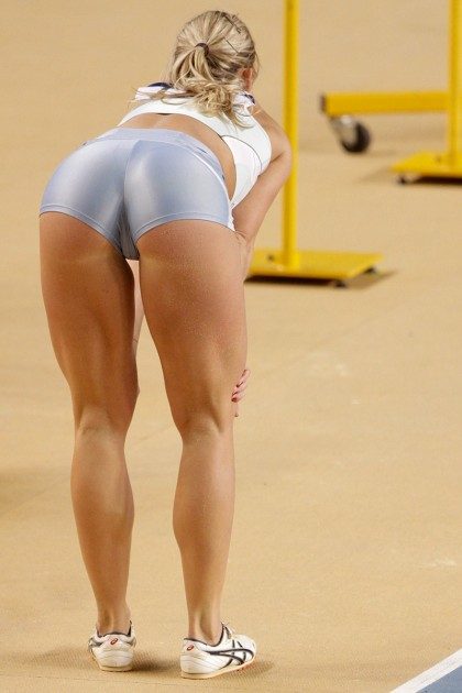 Useful tight ass naked female athletes naked phrase
