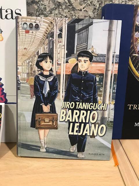 Barrio Lejano / Jiro Taniguchi. Nuestra recomendación para esta semana.