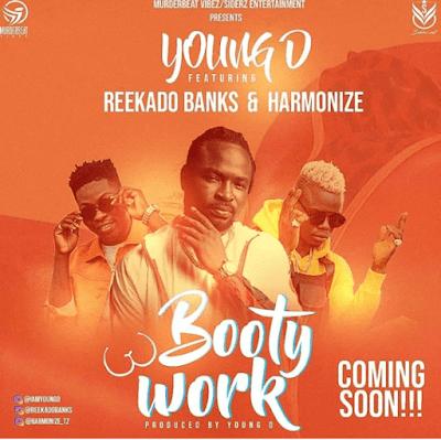 Young D Ft Reekado Banks & Harmonize – Body Work