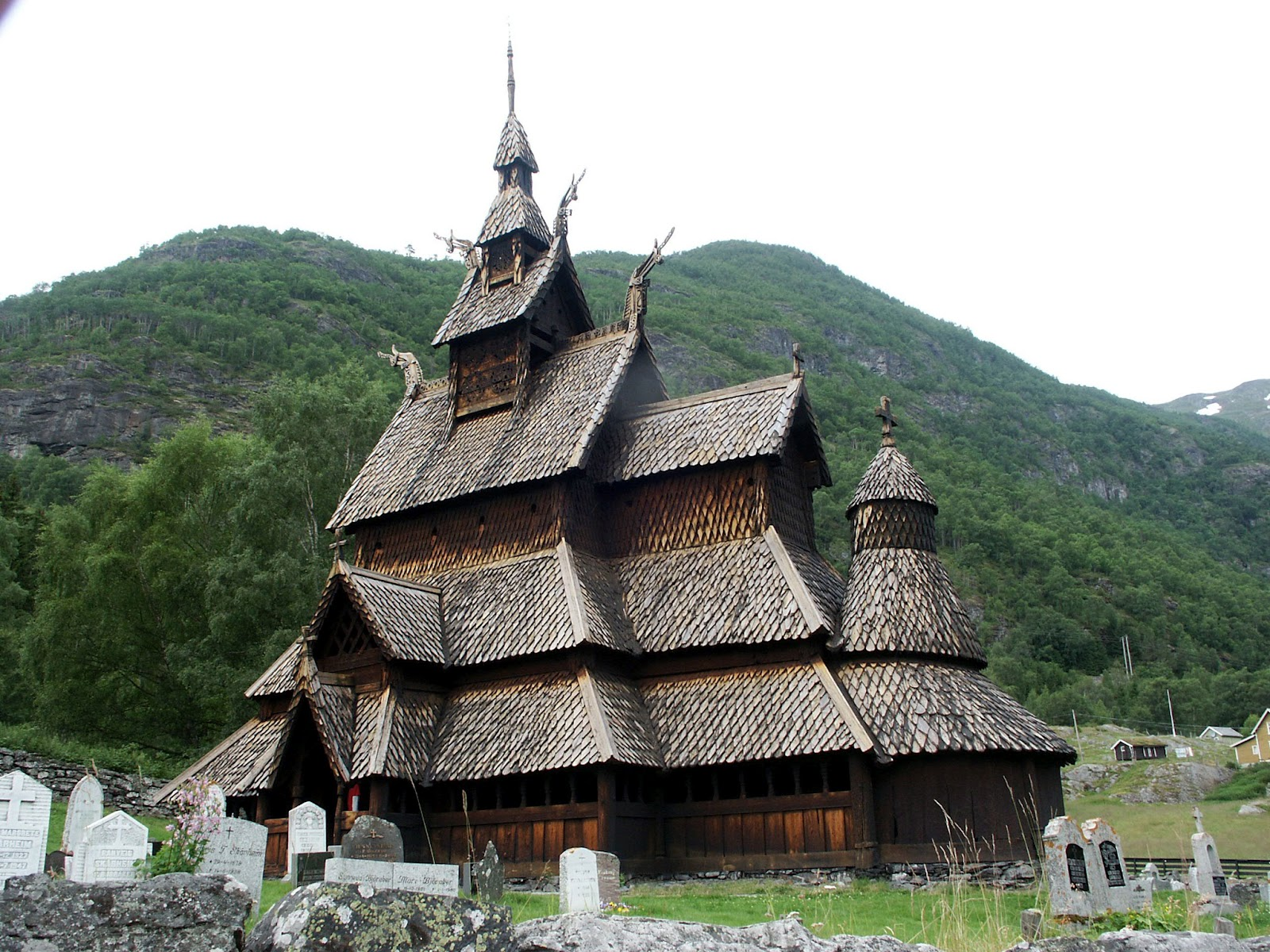Urnes Stave Church Norway  The World Travel