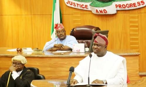 Ambode Challenged By Lagos Assembly, As House Orders PSP To Resume Work