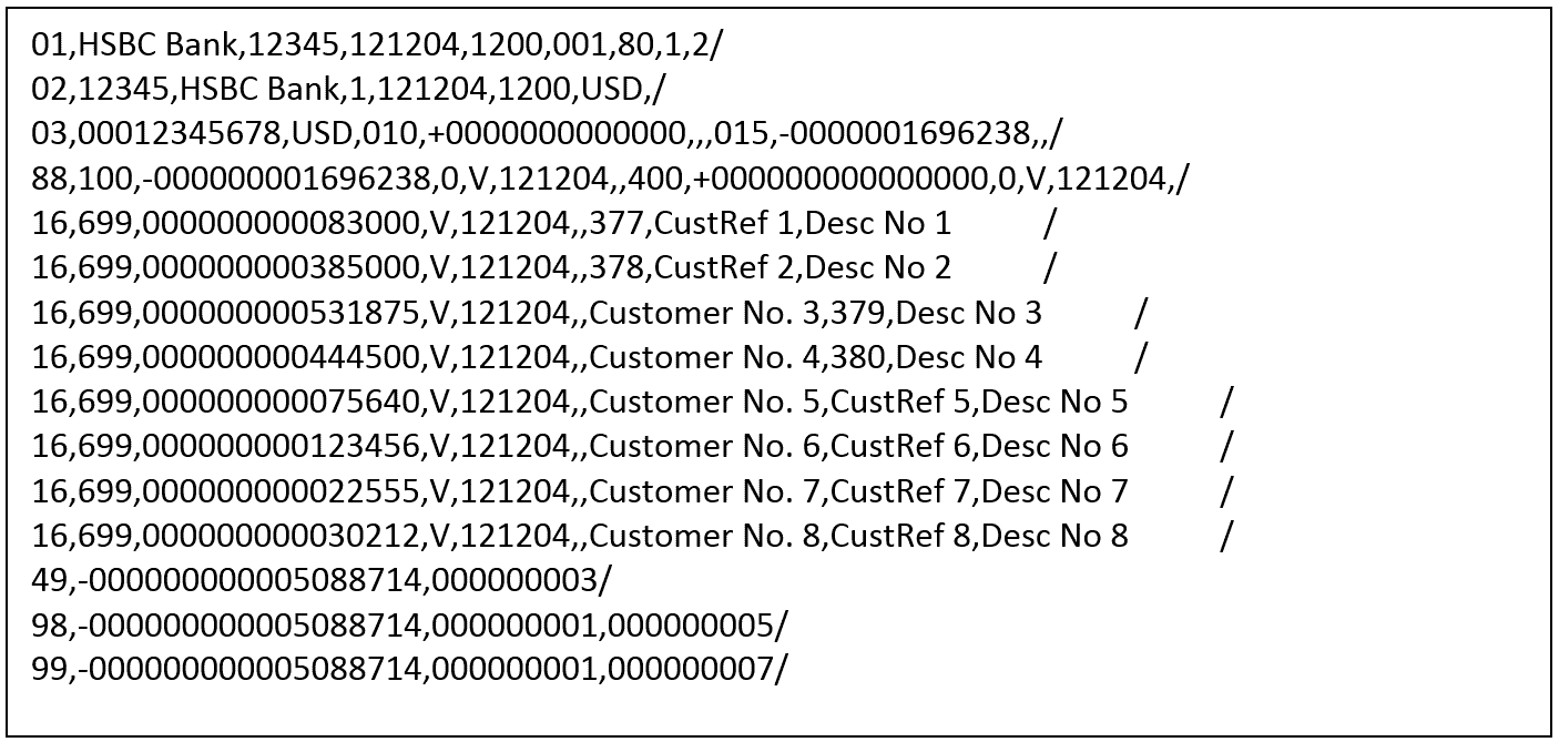 swift message types pdf 2017