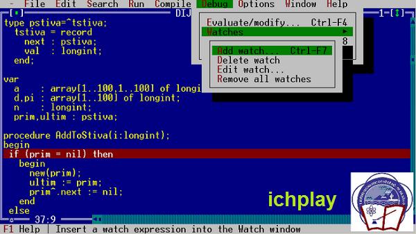 Download Phần Mềm Turbo Pascal 7.0 Cho PC Win 7 10 8 8.1 XP (Lớp 8 & Lớp 11) b
