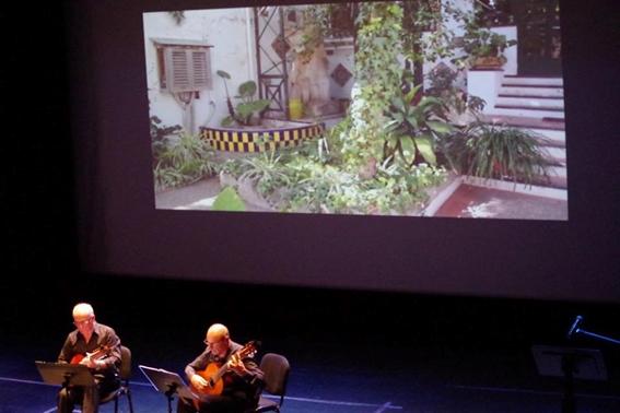 'El jardín de la Casa Museo' de Antonio M. Herrera