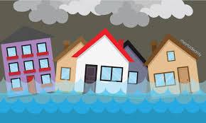 Menyedihkan, Daerah Pegunungan Ikut Banjir