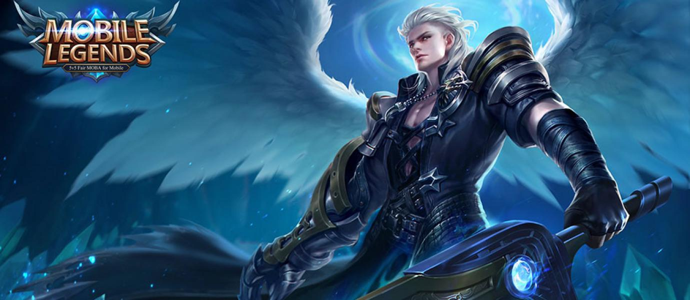 Alucard Mobile Legends Child Of The Fall Wallpaper Panduan Bermain Hero Alucard Mobile Legends 4digitalovers