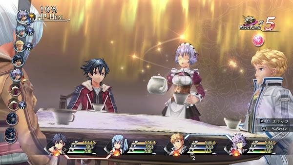 Eiyuu Densetsu Sen no Kiseki 2 (JPN) PS3 ISO Screenshots #1