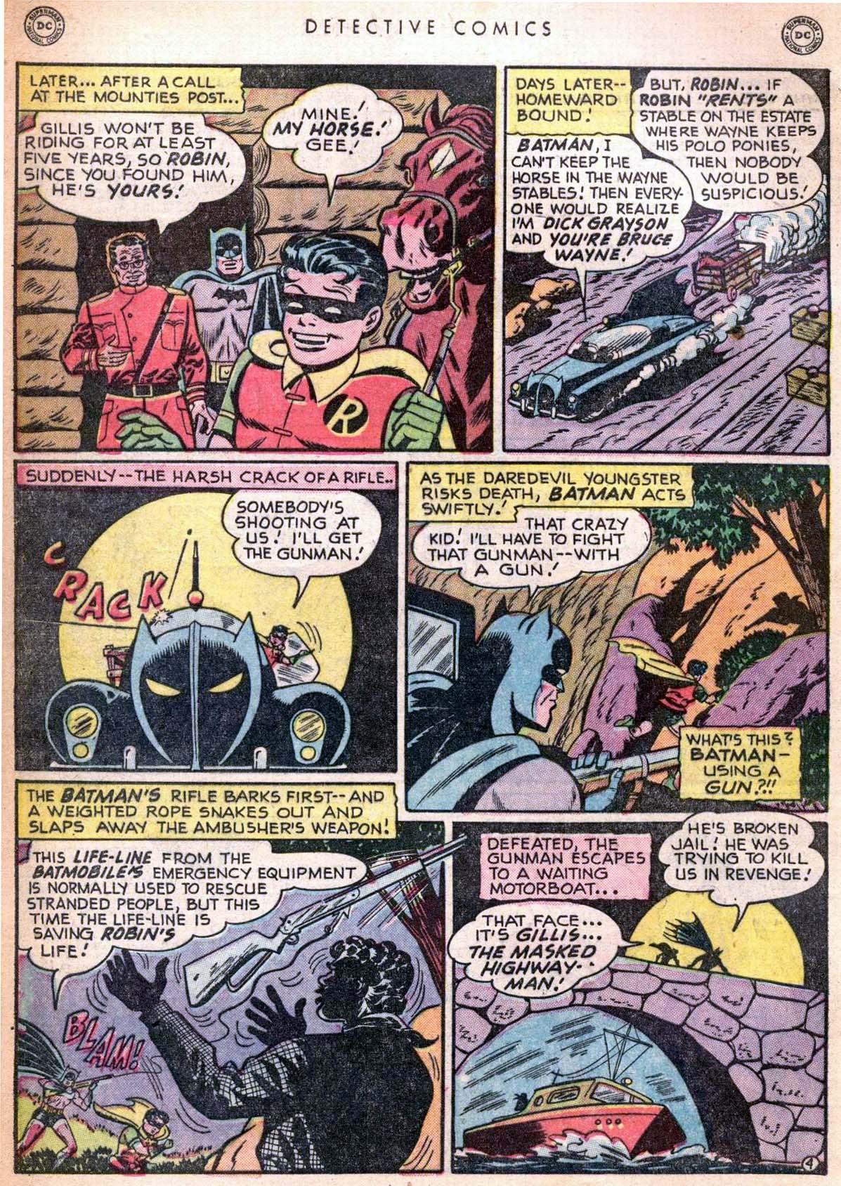 Detective Comics (1937) 157 Page 5