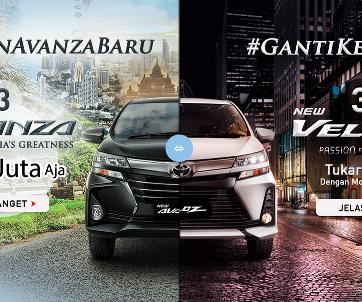 Kesempatan Kredit dengan Bunga 1% Saja, serta dapatkan keringanan Uang Muka Kredit di Nasmoco Toyota Gombel Semarang  Demak, Pati, Kudus, Purwodadi, Salatiga, Kendal, Jepara, Ungaran.