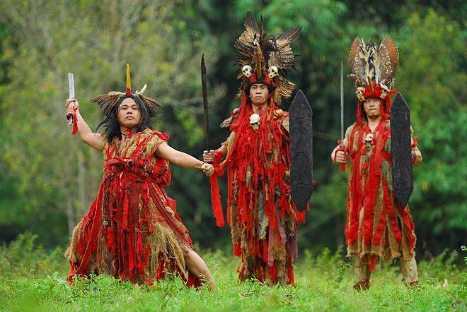 Tari Kabasaran Tarian Tradisional Dari Provinsi Sulawesi
