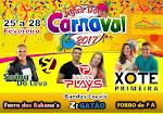 PROGRAMACAO - Carnaval em Água Doce-MA
