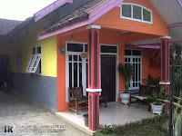 Villa Mama homestay kota wisata batu - malang