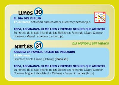 Menudas Ideas Agenda Infantil De Zaragoza Agenda Menudas Ideas 30