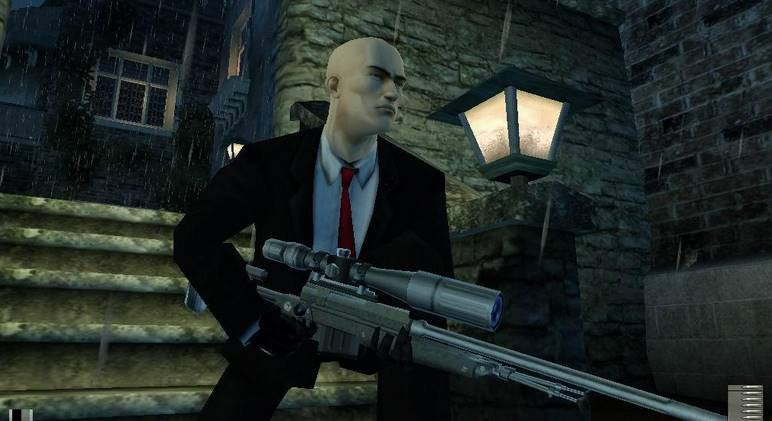 Hitman Contracts Steam Edition PC Full Español