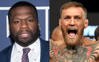 50 Cent and Conor McGregor Encounter Each Other On Instagram