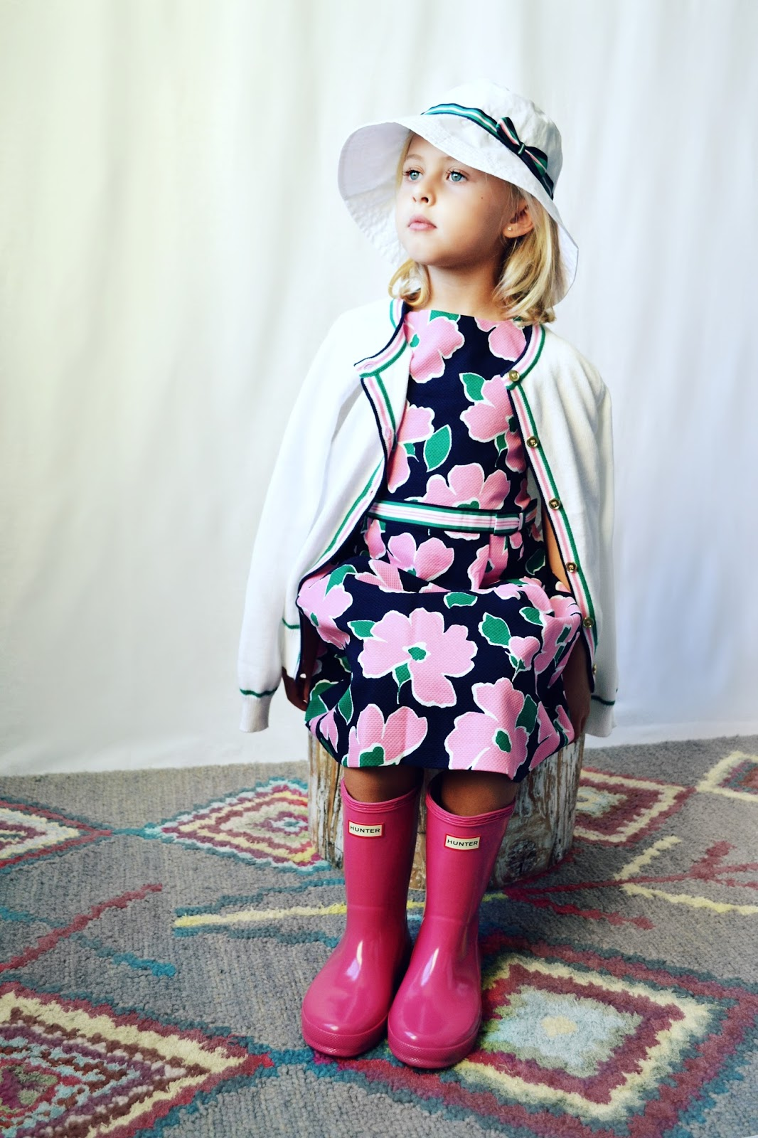 The Penny Parlor Spring Looks With Janie Jack